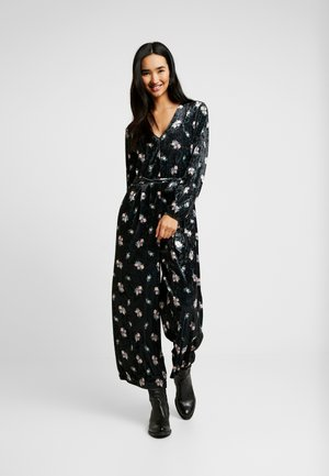 JEYJEY - Jumpsuit - black