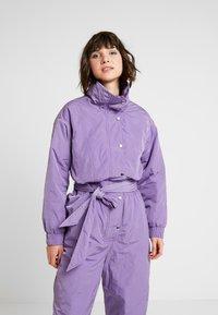 Monki - SKY OVERALL - Overal - purple - 3