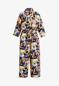 Monki - HARRIOT URGENT - Jumpsuit - blue - 3
