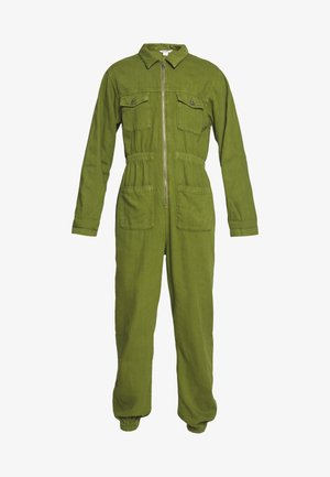 DAY OVERALLS - Jumpsuit - green medium