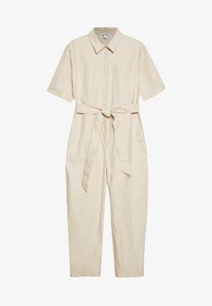 JERRY - Jumpsuit - beige