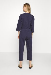 Monki - SAMIRA - Tuta jumpsuit - blue medium dusty - 2