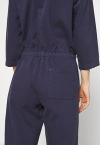 Monki - SAMIRA - Tuta jumpsuit - blue medium dusty - 4