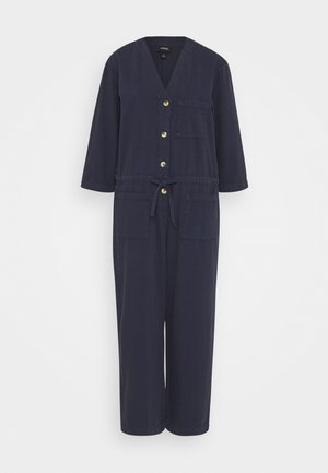 SAMIRA - Jumpsuit - blue medium dusty