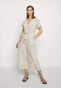 Monki - ROCCO - Tuta jumpsuit - white - 1
