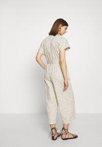 Monki - ROCCO - Tuta jumpsuit - white - 2