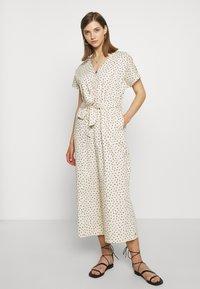 Monki - ROCCO - Tuta jumpsuit - white - 0