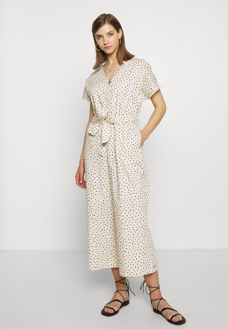 Monki - ROCCO - Tuta jumpsuit - white
