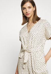 Monki - ROCCO - Tuta jumpsuit - white - 3