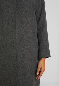 Monki - ALMA COAT - Manteau classique - dark grey melange - 6