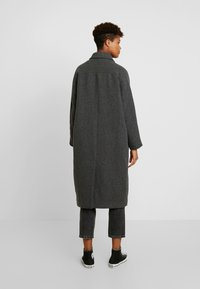 Monki - ALMA COAT - Manteau classique - dark grey melange - 2