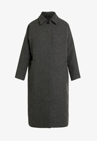Monki - ALMA COAT - Manteau classique - dark grey melange - 5