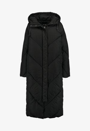 DUNA COAT - Zimní kabát - black dark
