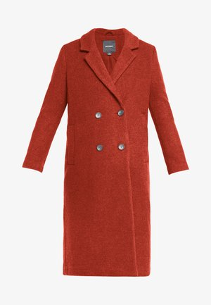 LOU COAT - Cappotto classico - dark red