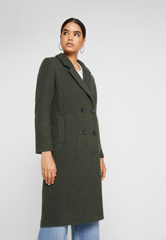 LOU COAT - Classic coat - green