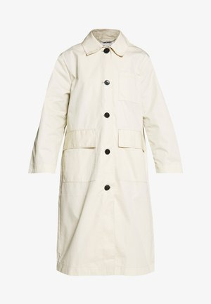 AUDREY COAT - Trench - beige dusty
