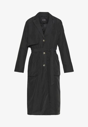 JULIE - Trenchcoat - black