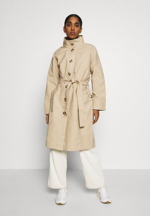 RIXO COAT - Trenchcoat - beige