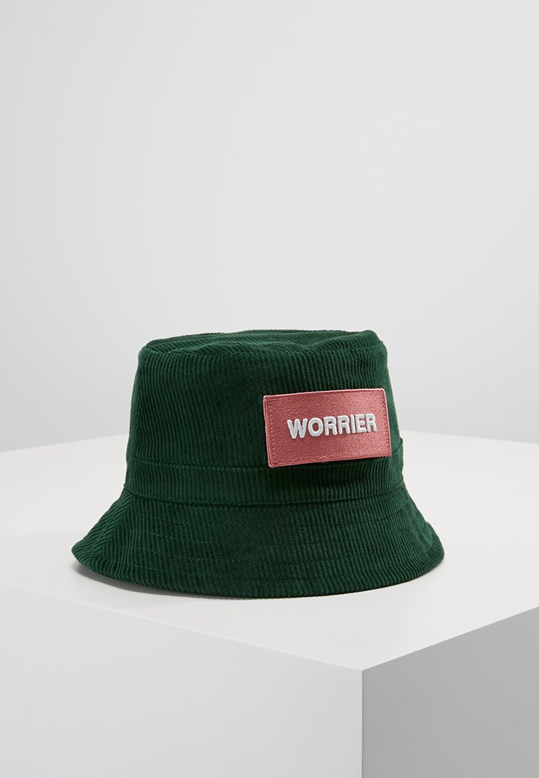 Monki - EMMI HAT - Bonnet - green