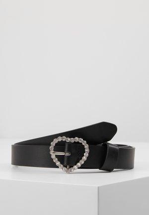 ROMY BELT - Cinturón - black