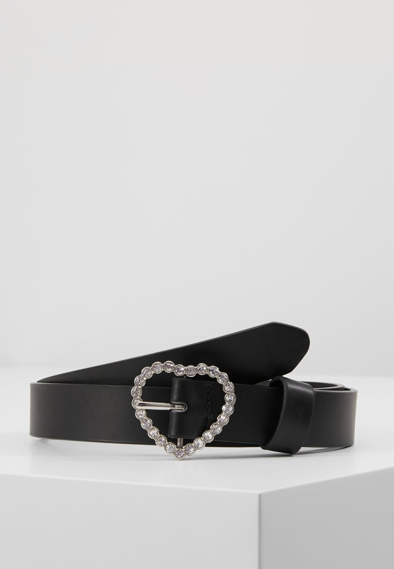 Monki - ROMY BELT - Belt - black