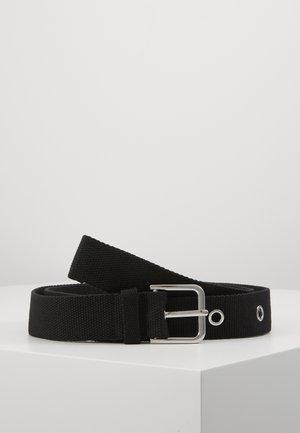 LAURA BELT - Riem - black dark