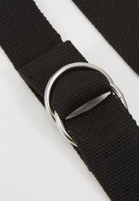 Monki - SHIRLEY BELT - Belt - black dark - 2