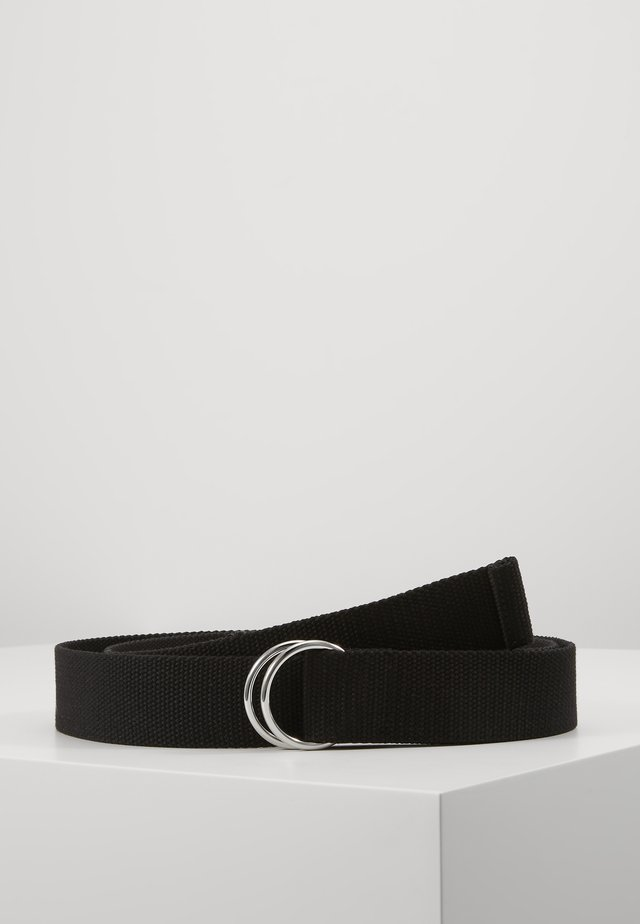 SHIRLEY BELT - Belt - black dark