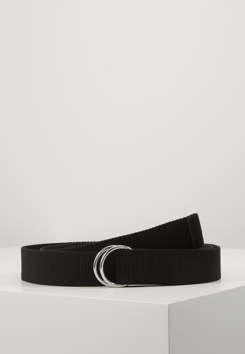 Monki - SHIRLEY BELT - Belt - black dark
