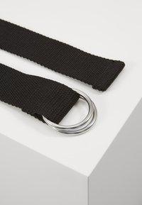 Monki - SHIRLEY BELT - Belt - black dark - 3