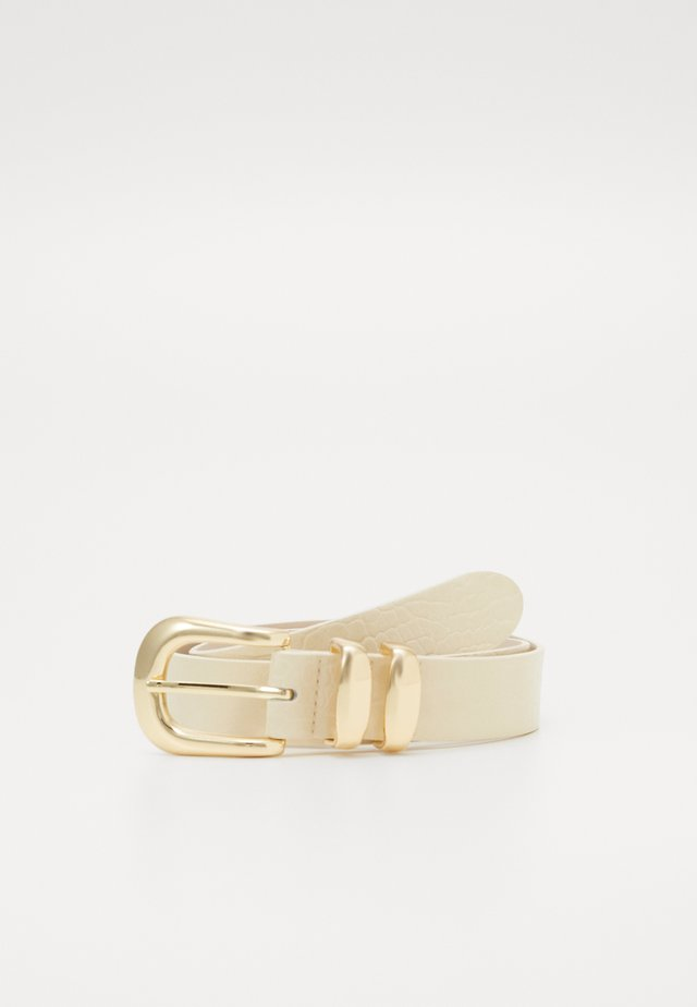 MARGOT BELT - Belt - white
