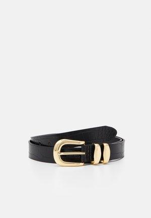 MARGOT BELT - Belt - black dark