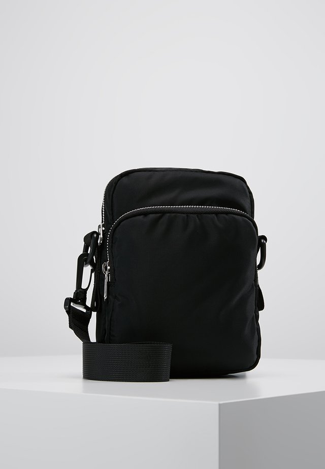 LOU BAG - Across body bag - black