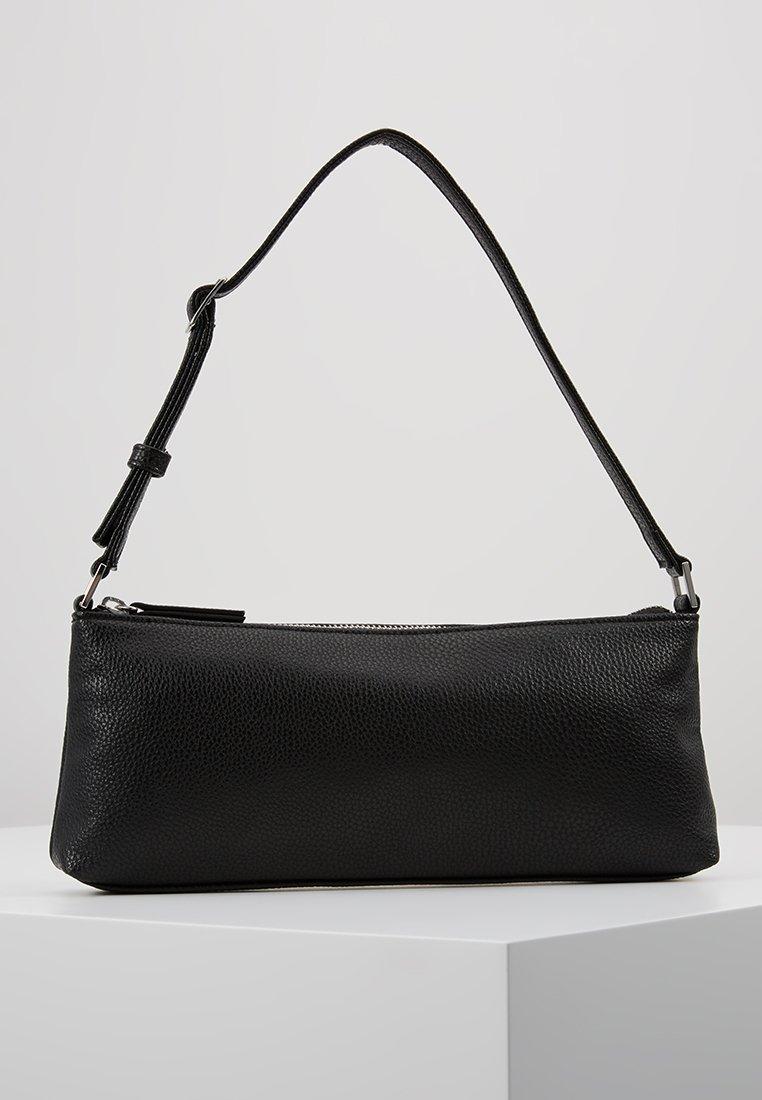Monki - GIGI BAG UNIQUE - Håndveske - black