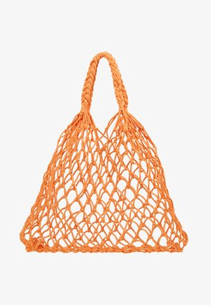 NICOLE BAG UNIQUE - Shopping bag - orange