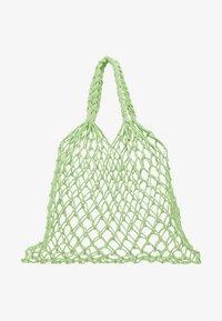 Monki - NICOLE BAG UNIQUE - Torba na zakupy - green - 5
