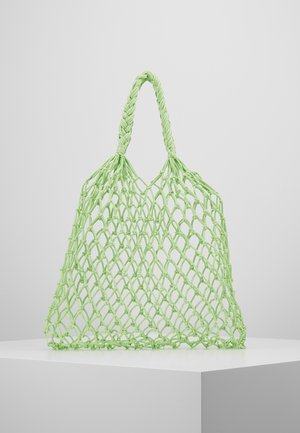 NICOLE BAG UNIQUE - Shoppingveske - green