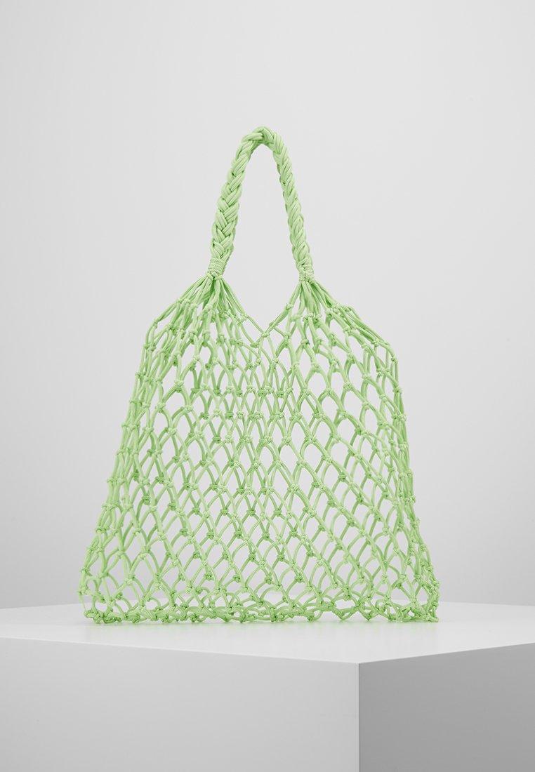 Monki - NICOLE BAG UNIQUE - Torba na zakupy - green