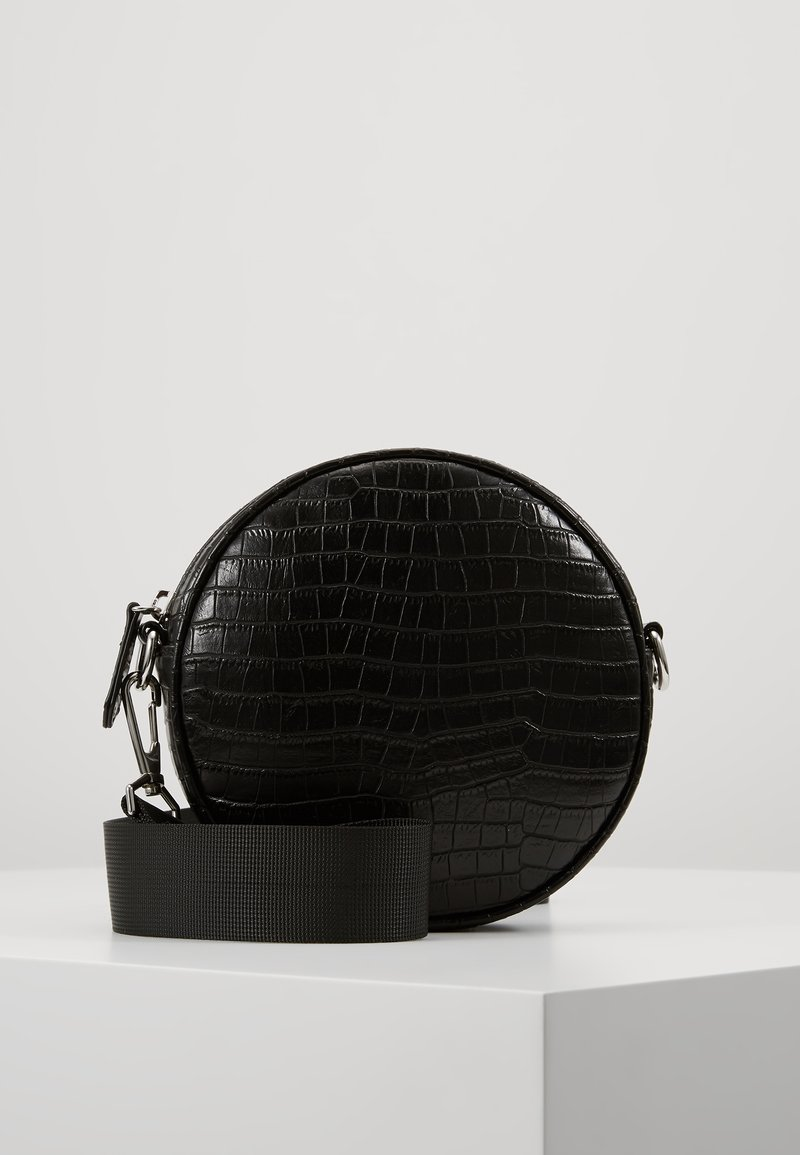 Monki - LAILA BAG - Skuldertasker - black