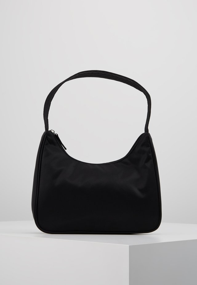 HILMA BAG UNIQUE - Käsilaukku - black