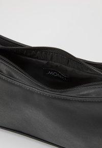 Monki - ODESSA BAG - Bandolera - black dark - 3