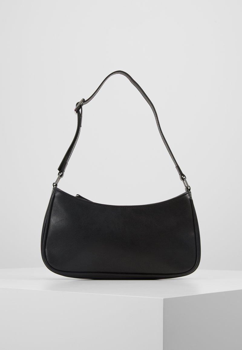 Monki - ODESSA BAG - Bandolera - black dark
