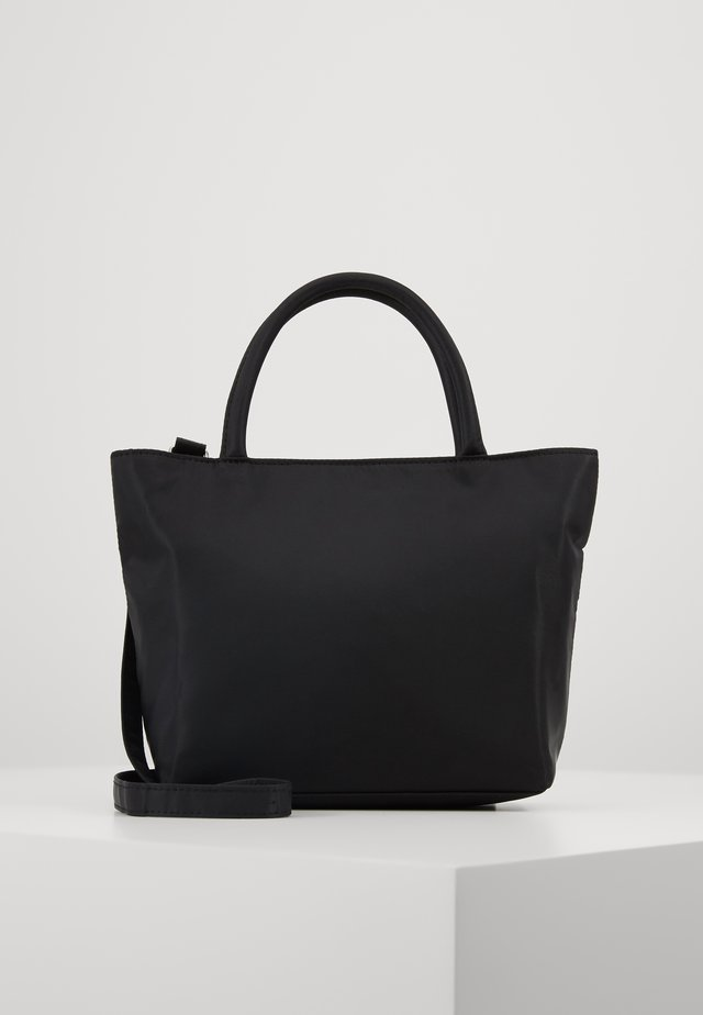 SORAYA BAG - Käsilaukku - black dark