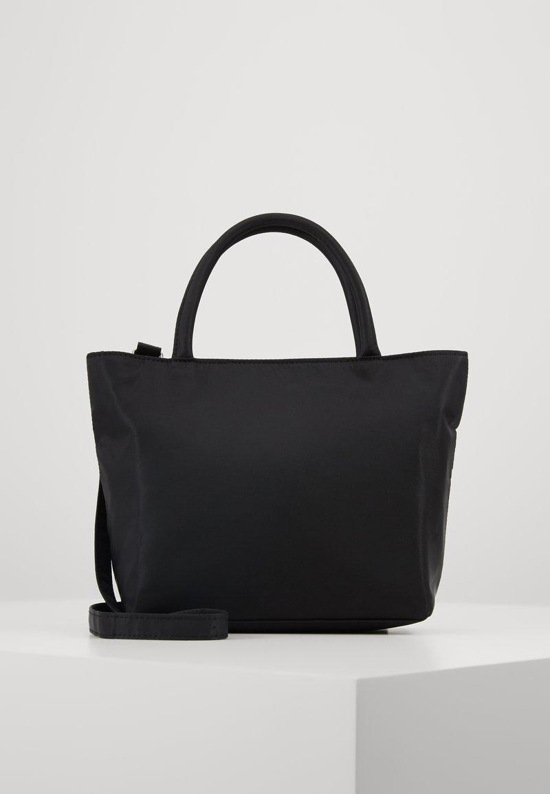 Monki - SORAYA BAG - Torebka - black dark