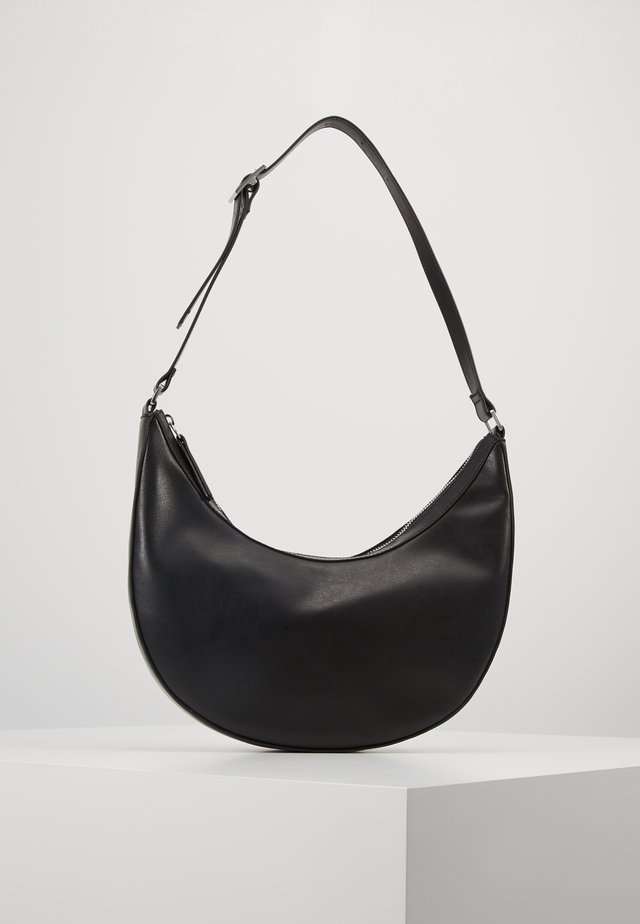 ANGIE BAG - Olkalaukku - black