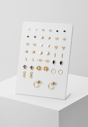ROSALIE EARRINGS 20 PACK - Örhänge - gold-coloured