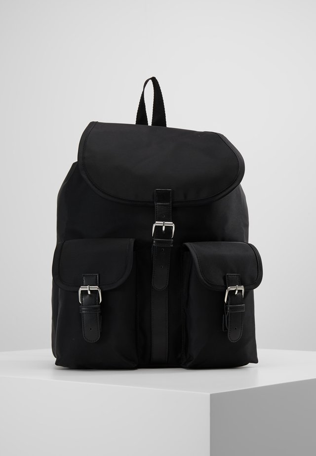 MONA BACKPACK - Reppu - black