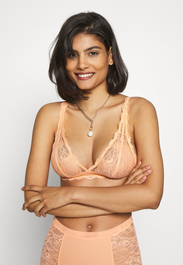LONNIE BRA - Triangel-bh - orange