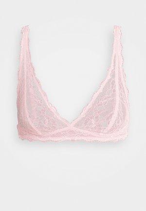 LONNIE BRA - Trojúhelníková podprsenka - pink