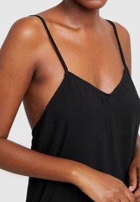 Monki - ANNA DRESS DROP - Strandaccessoire - black - 5